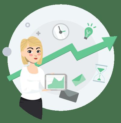 Fordele ved adminhelp som freelance virtuel assistent